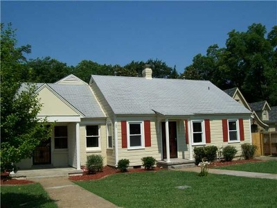 Single Family Home For Sale: 593 Alexander