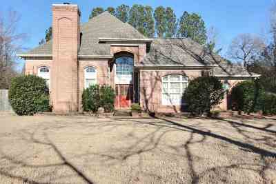 Germantown Single Family Home For Sale: 8718 Silkwood