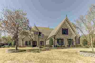 Collierville Single Family Home Contingent: 1823 Amber Grove