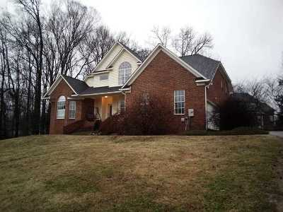 Atoka Single Family Home For Sale: 102 Stroud