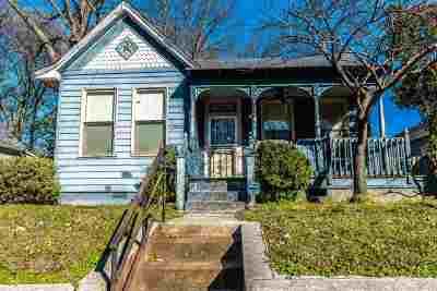 Single Family Home Contingent: 936 S Cox