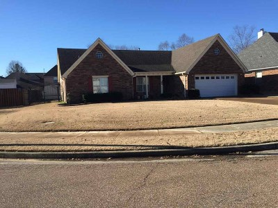 Collierville Single Family Home Contingent: 315 Wolf Run