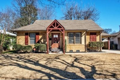 High Point Terrace Single Family Home For Sale: 3650 Kenwood