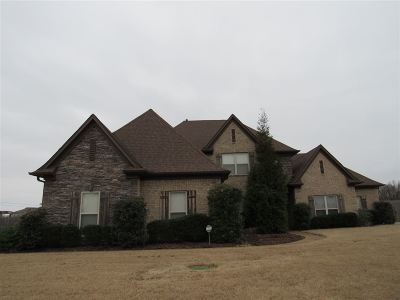 Atoka Single Family Home For Sale: 447 Sterling Ridge