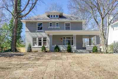 Memphis Single Family Home For Sale: 341 Stonewall