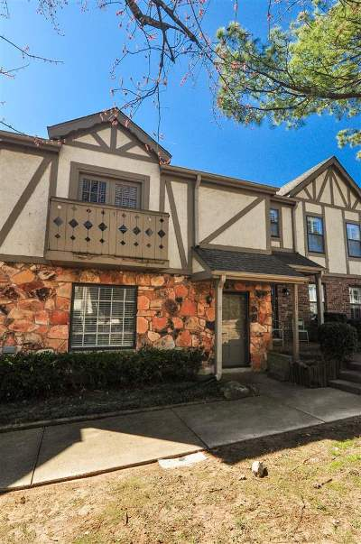Germantown Condo/Townhouse For Sale: 7532 Bavarian #74