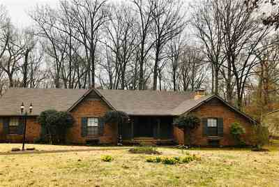 Collierville Single Family Home Contingent: 2936 Country Place