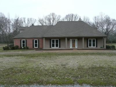 Byhalia Single Family Home Contingent: 63 Cedar Grove