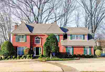 Collierville Single Family Home Contingent: 3501 Milford