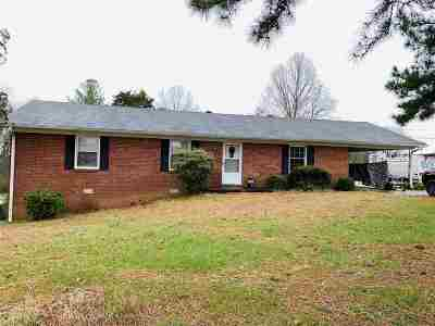 Adamsville Single Family Home For Sale: 310 Old Stage