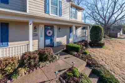 Collierville Single Family Home For Sale: 1279 Milestone