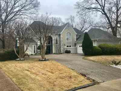 Germantown Single Family Home For Sale: 2564 Heatherbrook
