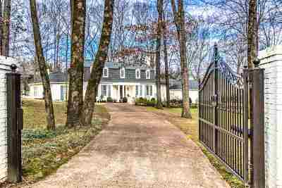 Memphis TN Single Family Home For Sale: $1,295,000