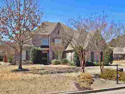 Collierville Single Family Home For Sale: 1694 Lovejoy