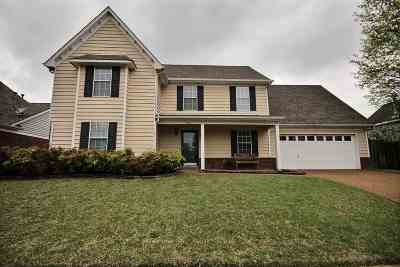 Collierville Single Family Home For Sale: 242 Poplar Bluff