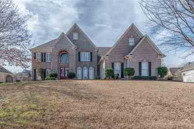 Collierville Single Family Home For Sale: 485 Military