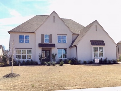 Collierville Single Family Home For Sale: 455 Tender Oaks