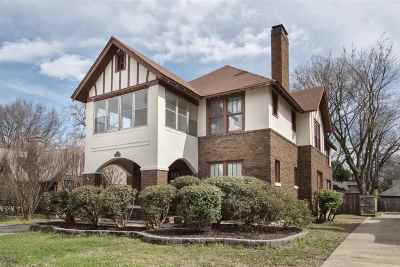 Single Family Home Contingent: 866 N McLean