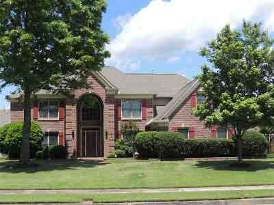 Collierville Single Family Home For Sale: 1136 Sunriver