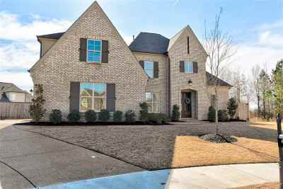 Collierville Single Family Home For Sale: 616 Cypress Run