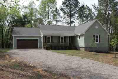 Counce Single Family Home For Sale: 525 Slate Rock