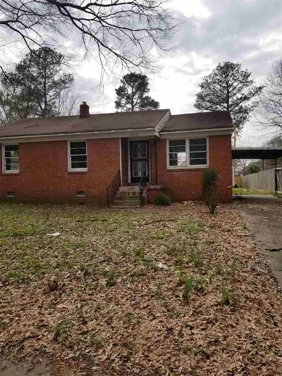 Single Family Home For Sale: 1033 S White Station