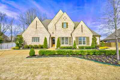 Collierville Single Family Home Contingent: 582 Catamount