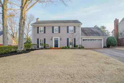Germantown Single Family Home Contingent: 8259 San Augustine