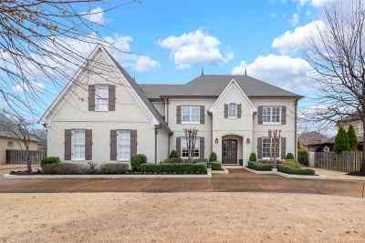 Collierville Single Family Home For Sale: 1718 Linkenholt