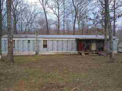 Waynesboro TN Single Family Home For Sale: $35,500