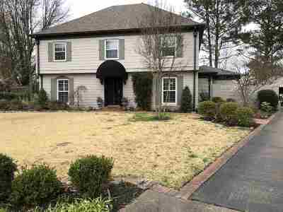 Germantown Single Family Home For Sale: 1490 Cobblestone