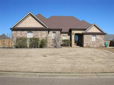 Atoka Single Family Home For Sale: 42 Julia Ann