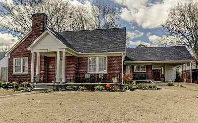 Covington Single Family Home Contingent: 521 S Tipton