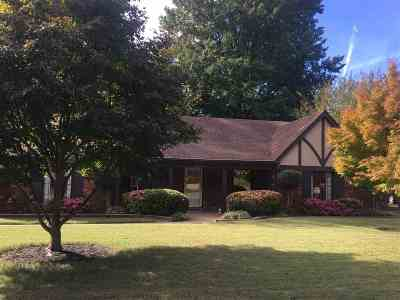 Germantown TN Single Family Home Contingent: $245,000