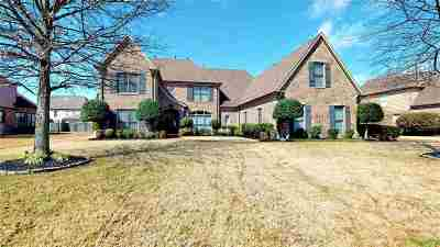 Collierville Single Family Home For Sale: 1821 Stillwind