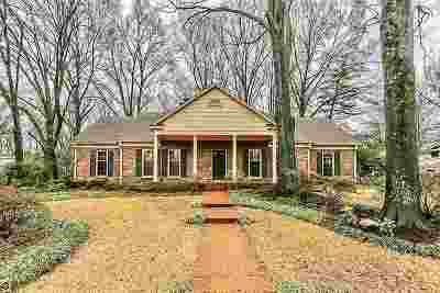 Memphis Single Family Home For Sale: 6186 Moray