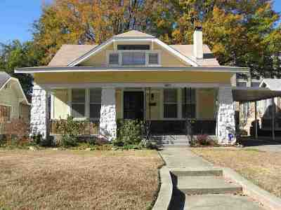Memphis Single Family Home For Sale: 469 Garland