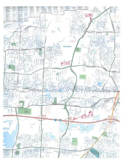 Memphis Residential Lots & Land For Sale: 4531 New Allen