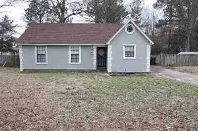 Collierville Single Family Home Contingent: 125 Wilson