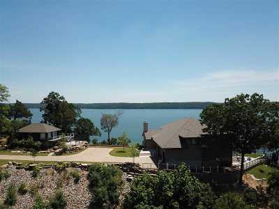 Counce Single Family Home For Sale: 860 Blue Heron