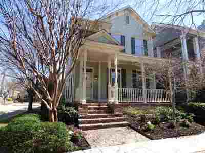 Memphis Single Family Home For Sale: 540 Monteigne