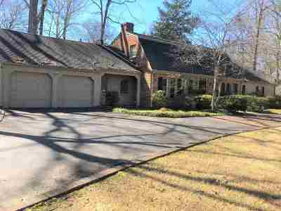 Memphis Single Family Home For Sale: 1441 Kirby
