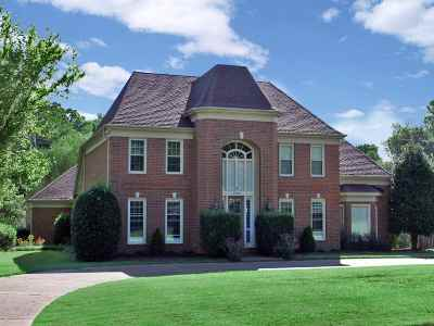 Germantown TN Single Family Home For Sale: $650,000