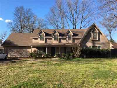 Germantown TN Single Family Home For Sale: $269,900