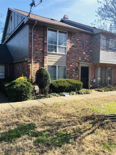 Germantown TN Single Family Home For Sale: $179,900