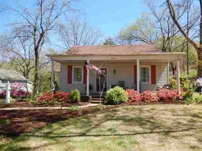Collierville Rental For Rent: 268 N Main