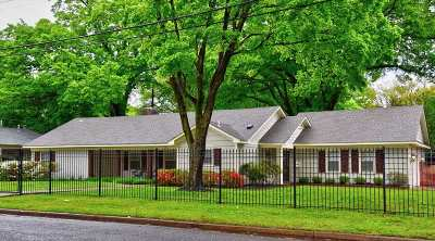 Memphis Single Family Home For Sale: 260 S Fenwick