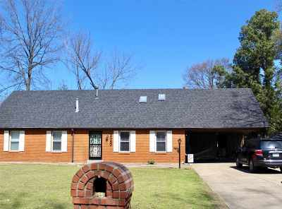 Memphis Single Family Home For Sale: 2080 Sussex