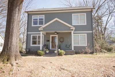 Memphis Single Family Home For Sale: 734 Watson