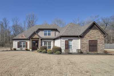 Atoka Single Family Home For Sale: 115 Hattie